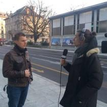 Interview de Léman Bleu: Le brevet fédéral de Policier pour les agents de la Police Municipale Genevoise