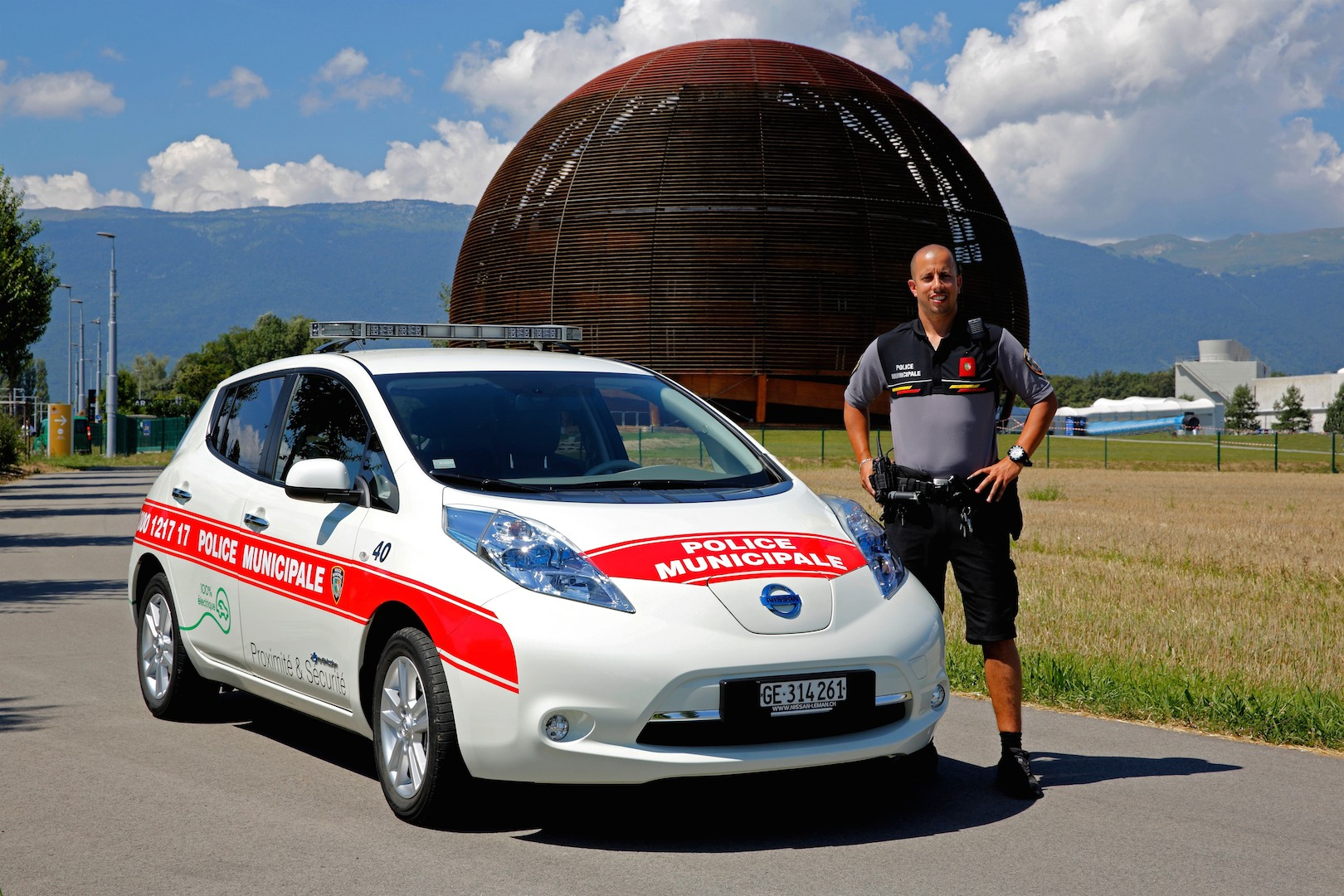 Nissan LEAF to the Rescue in Europe
